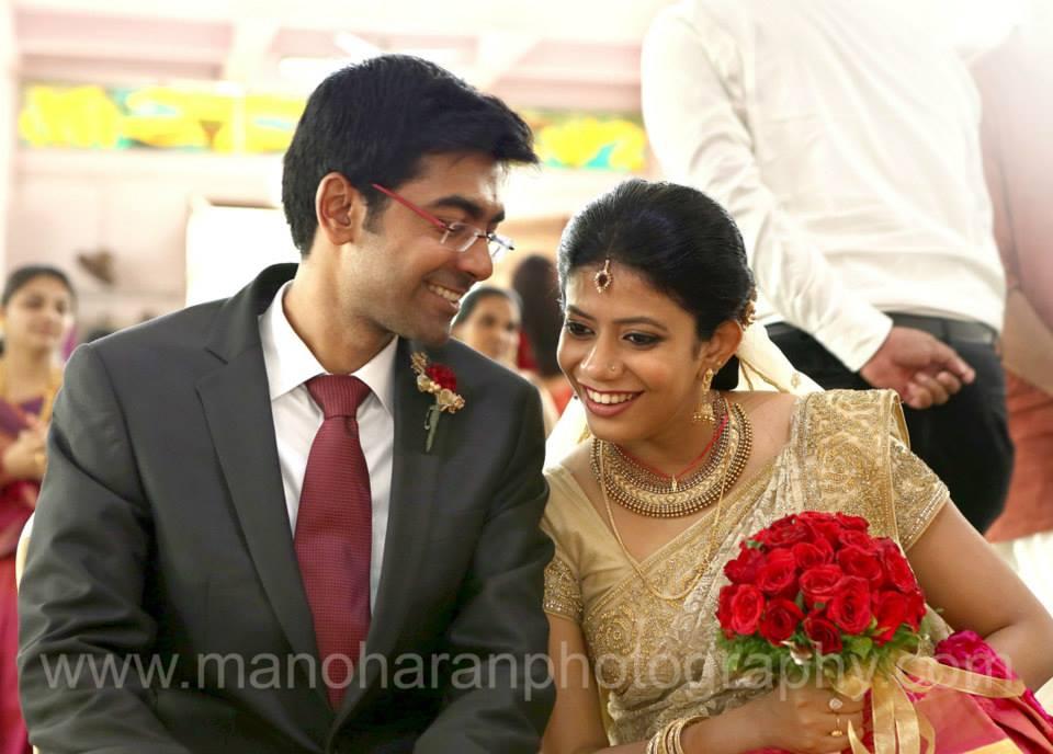 manoharan Photography Kerala Kerala Traditional Wedding Dress
