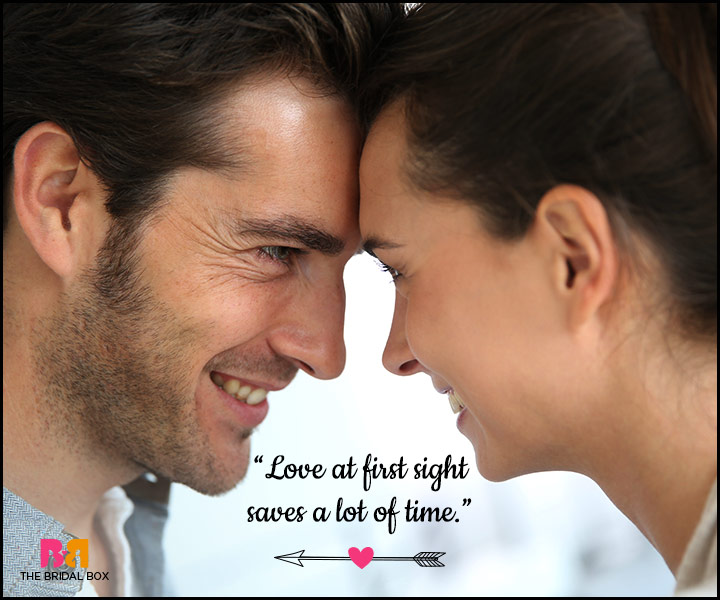 20 Best Love At First Sight Quotes To Share!