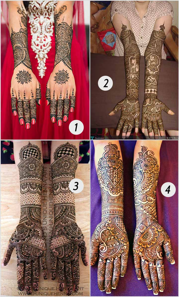The Beauty of Henna Art for Indian Weddings