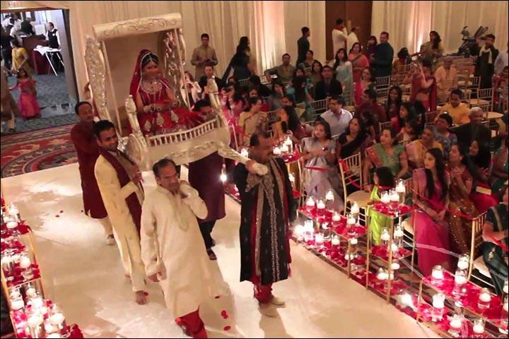 Bollywood Bride Entrance Songs