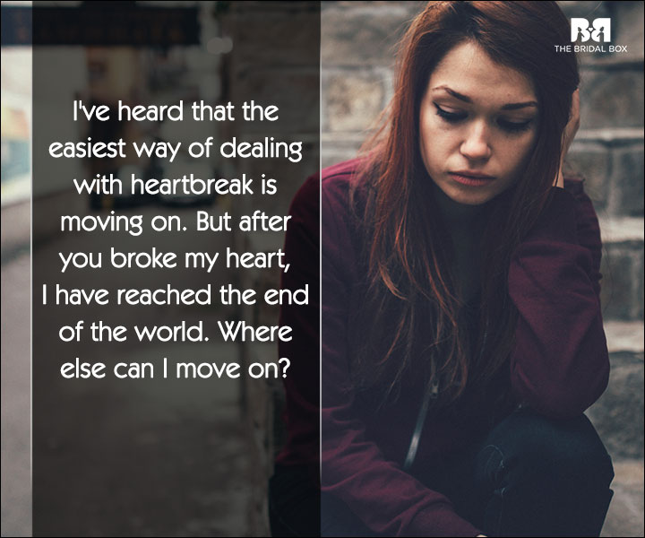 Love Broken Heart SMS: 15 Msgs For The Grieving Souls