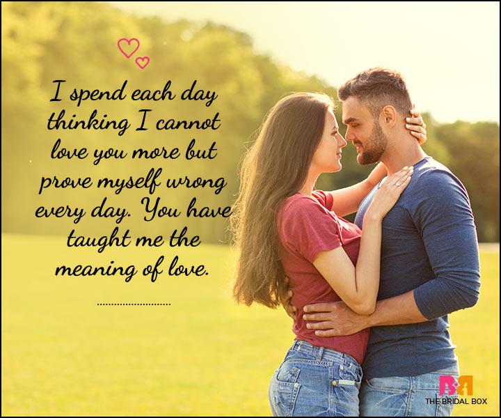 Поздравления любимого с отношений своими словами 641